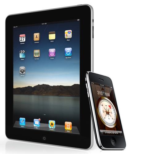 Укрчастотнагляд: ввезені в Україну iPhone 4 та iPad   нелегальні