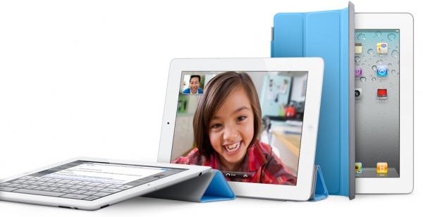 Apple анонсувала iPad 2
