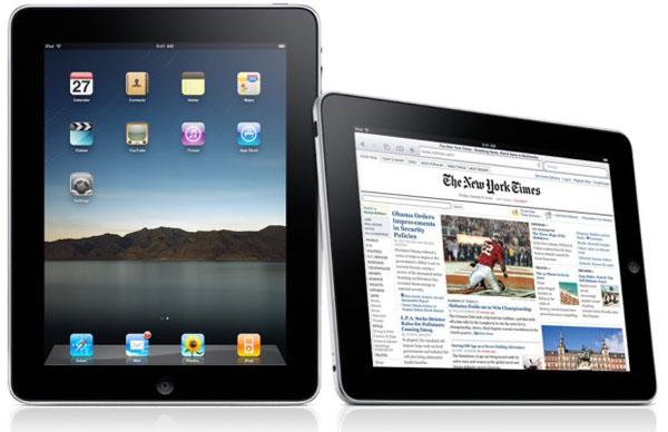 iPad: перші додатки в App Store, відгуки користувачів та список підтримуваних сайтів