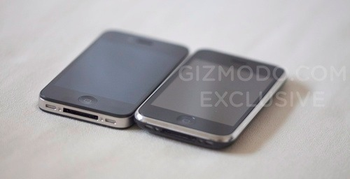 Gizmodo за $5000 купили загублений прототип iPhone (updated)