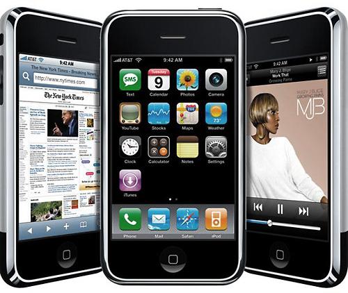 В Україні налічується близько 150 тисяч iPhone смартфонів