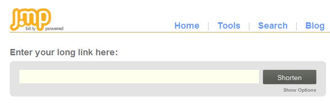 Сервіс скорочень інтернет адрес Bit.ly стає J.mp заради економії 2 символів