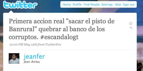 Користувача Твітера арештували за поширення фінансової паніки