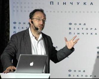 Пряма трансляція з лекції Джиммі Уейлса у Києві