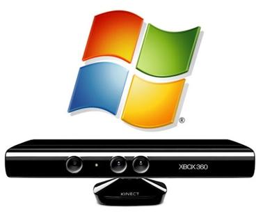 Microsoft запустить Kinect для Windows у лютому