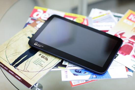 Наприкінці грудня в продажу зявиться український iPad