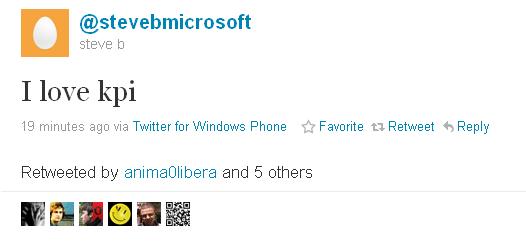 Стів Балмер похвалив українських стартаперів і показав свій твітер