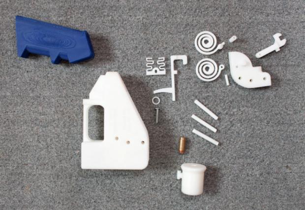 Влада США перевіряє компанію, яка поширила файли для друку пістолета на 3D принтері