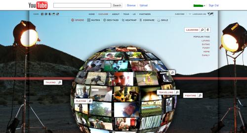 Youtube показав один день з життя користувачів