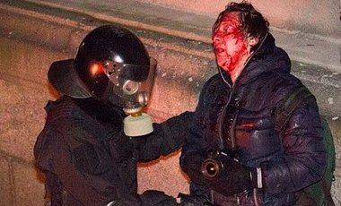 Понад 50 журналістів постраждали під час роботи на євромайданах