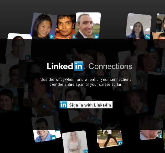 LinkedIn візуалізував життєвий шлях користувачів