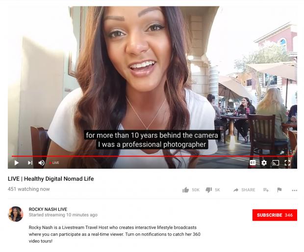 YouTube запустив автоматичні субтитри та геотегування для прямих трансляцій