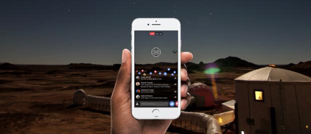 Facebook запускає прямі трансляції у форматі 360 градусів