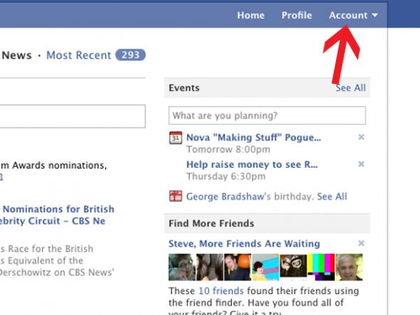 Як стати невидимим на Facebook