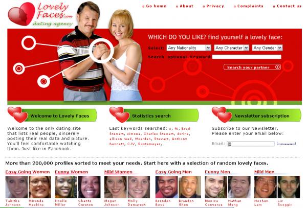 Сайт знайомств вкрав 250 тис. користувачів у Facebook