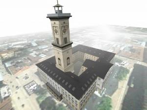 Центр Львова переведуть у 3D для Google Earth