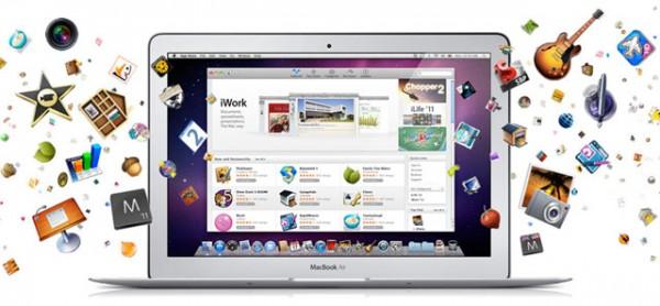 Mac App Store: мільйон завантажень за один день