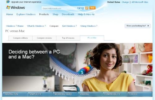 Microsoft розказала, чому Mac гірше PC