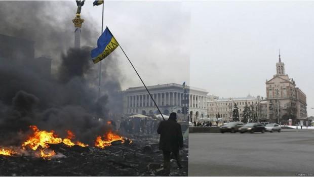 Рік після розстрілу Майдану