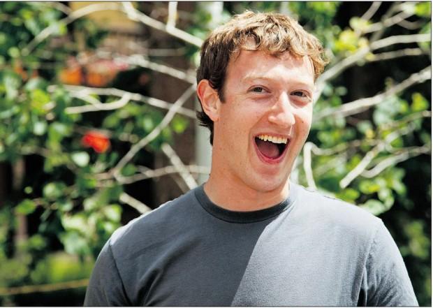 Марк Цукерберг, засновник Facebook, став 4 м в рейтингу найбагатших людей в світі