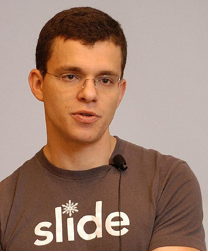 Колишній киянин Макс Левчин покинув пост віце президента Google