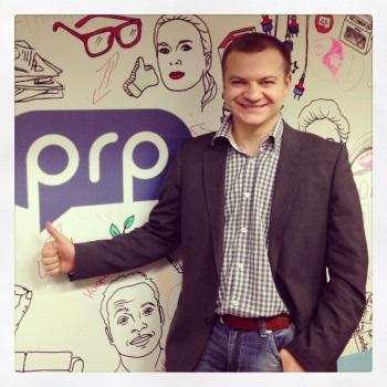 Максон Пуговський очолив диджитал напрямок в PRP Україна
