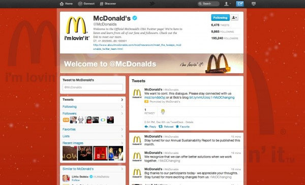 Twitter запустив сторінки для брендів