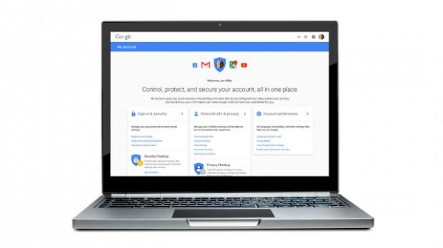Google створив центр управління всіма вашими налаштуваннями безпеки