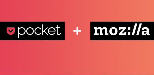 Mozilla купує Pocket   сервіс для офлайн перегляду статей з інтернету