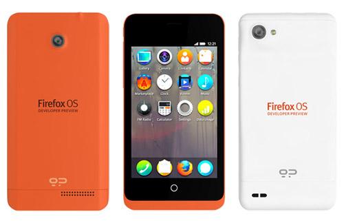 Mozilla хоче вийти на ринок смартфонів