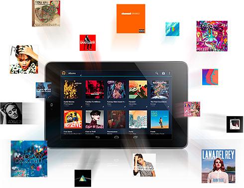 Google запускає музичний сервіс у рамках Google+