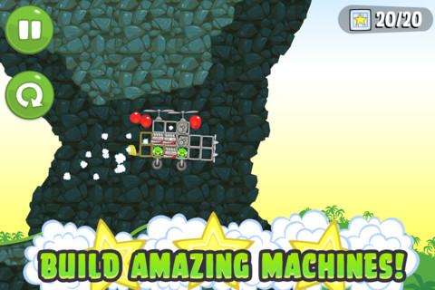 Розробник Angry Birds випустив сіквел   Bad Piggies