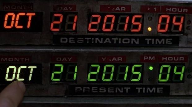 Назад в майбутнє. Сьогодні саме той день: 21.10.2015