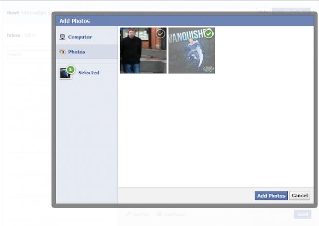 Facebook запускає новий вигляд повідомлень