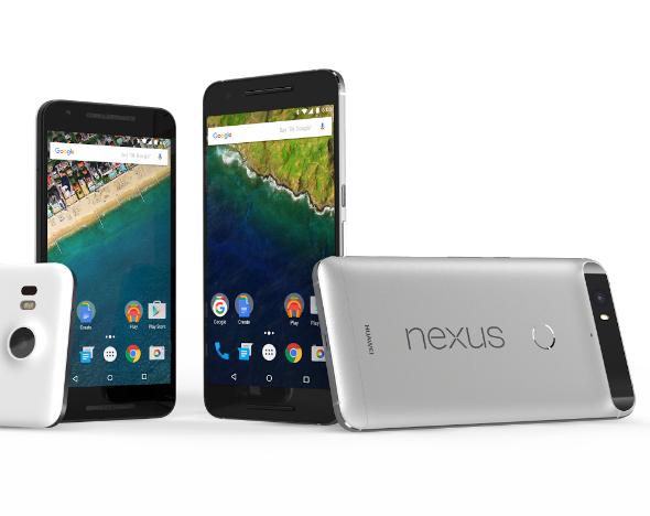Google презентував два нових смартфони Nexus, планшет Pixel C і новий Chromecast