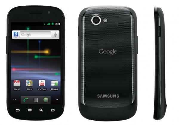 Google анонсував смартфон Nexus S та Android 2.3