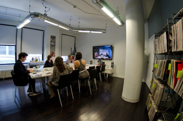 Офіси диджитал агенцій, що надихають на творчість (фото)