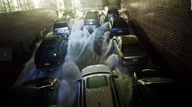 Ураган Сенді «вирубив» Gizmodo, Lifehacker, Huffington Post i решту блогів