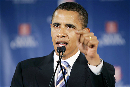 Обама втратив понад 30 тис фоловерів через спам