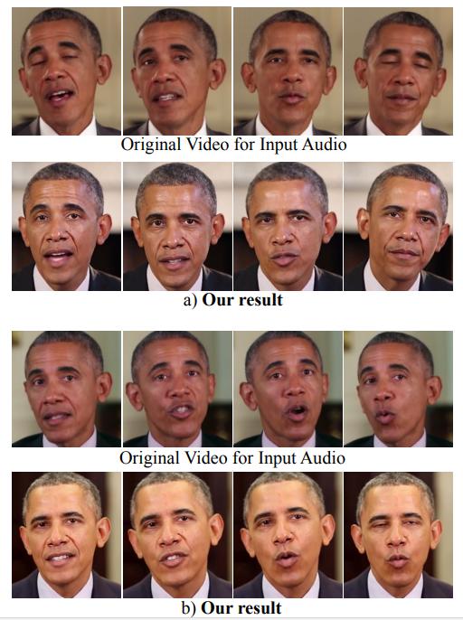 Нейромережа генерує відео з виступами Барака Обами, які важко відрізнити від справжніх