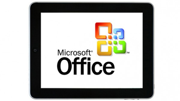 Microsoft випустить Office для iPad
