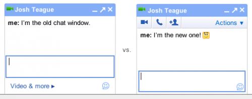 На Gmail оновили внутрішній чат