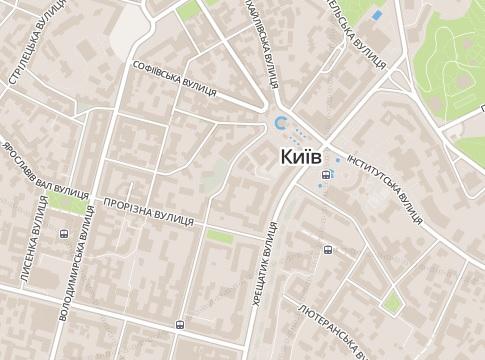 ВКонтакте відмовляється від карт Google  і переходить на Яндекс та MapBox