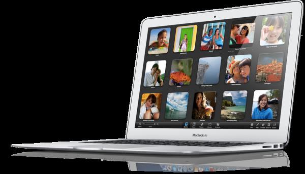 Apple презентувала OS X Lion і новий Macbook Air