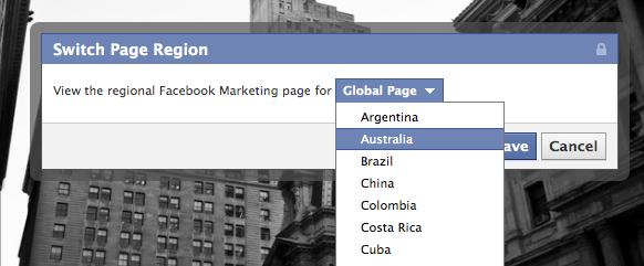 Facebook запустив можливість створення багатомовних сторінок брендів