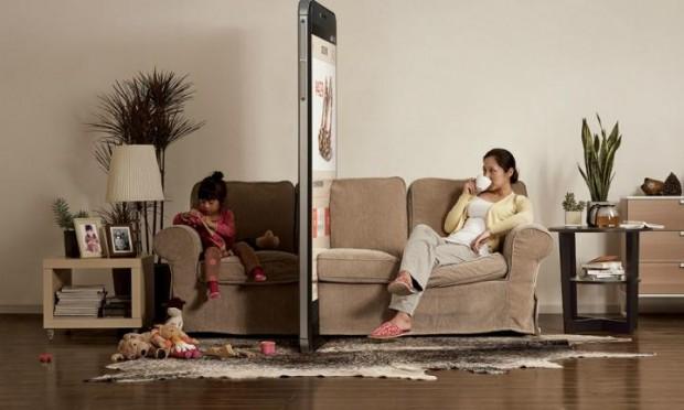 Діти просять батьків проводити менше часу в смартфонах