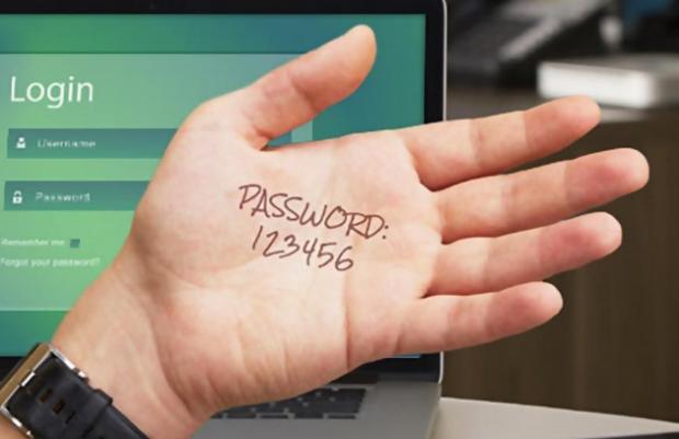 Фактично кожен пятий інтернет користувач, чиї дані витекли в мережу, використовував пароль 123456