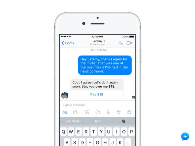Facebook Messenger додав опитування та пришвидшив доступ до грошових переказів