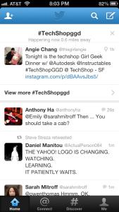 Twitter тестує сповіщення про головні події, які відбуваються поряд із вами