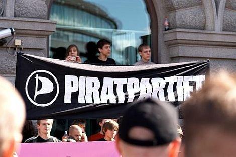 Партія піратів перенесе сервери The Pirate Bay в будинок парламенту